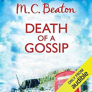 Death of a Gossip cover art