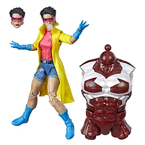 Marvel Legends 6 Pulgadas Jubilee Action Figure