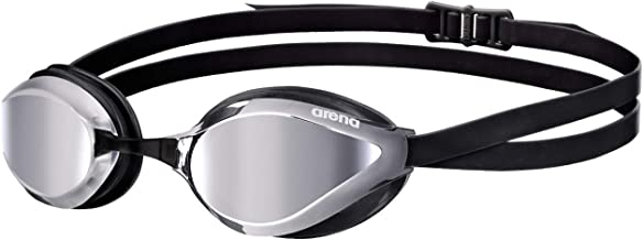 ARENA arena Unisex Wettkampf Schwimmbrille Python Mirror uniseks-volwassene Zwembril.