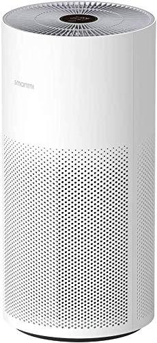 Smartmi Luftreiniger OLED Touch Display 38 W 400 m³ / h PM CADR 60 m³ / h Formaldehyd CADR Filter Pollen-, Rauch-, Staub- und Tierhaarentfernung Geräuscharm für Wohn- / Büro- / Privaträume