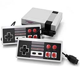 $23 » Sponsored Ad - Classic NES Retro Console, AV Output Mini Video Game Console Built-in 620 Games with 2 Classic Controllers ...