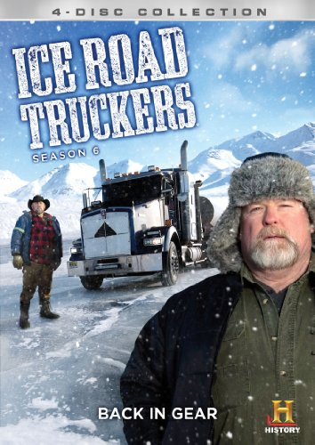 Ice Road Truckers: Season 6 (4pc) / (Ws Dol Box) [DVD] [Region 1] [NTSC] [US Import]