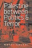 Palestine between Politics and Terror, 1945–1947 (The Schusterman Series in Israel Studies) (English Edition)