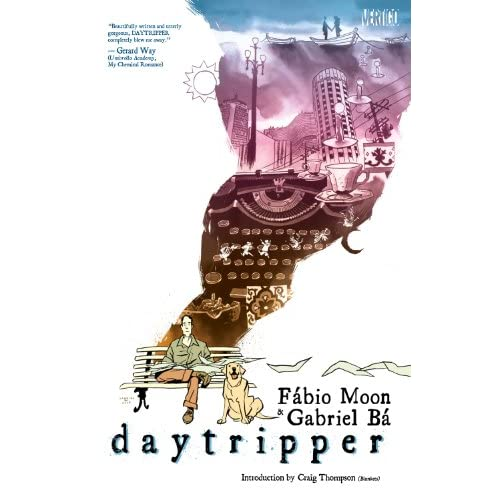 Daytripper (English Edition)