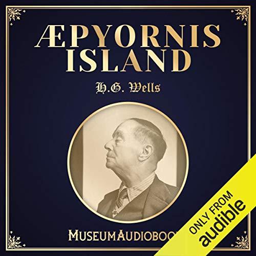 Aepyornis Island audiobook cover art