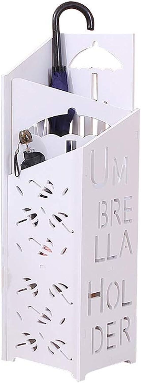 Umbrella Stand Rack Nordic Umbrella Stand Shelf Placed Bucket Home Door Landing Umbrella Storage Artifact