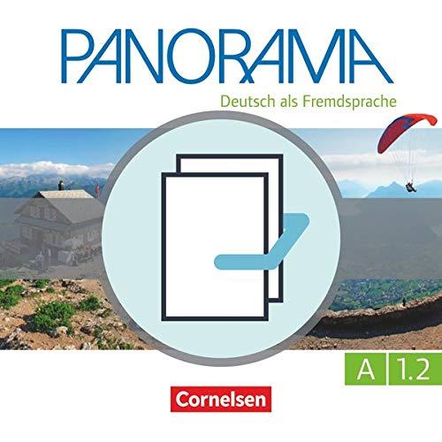 Panorama - Deutsch als Fremdsprache - A1: Teilband 2: Kursbuch und Übungsbuch DaZ - 120477-8 und 120603-1 im Paket
