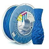 Eolas Prints | Filamento PLA 1.75 | Stampante 3D | Made in Europa | Adatto per l'uso con alimenti e creare giocattoli | 1,75 mm | 1 kg | Ciano