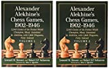 Alexander Alekhine s Chess Games, 1902-1946: 2543 Games of the Former World Champion, Many Annotated by Alekhine, with 1868 Diagrams, Fully Indexed