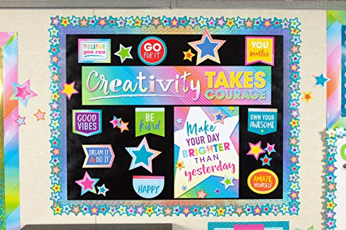 Teacher Created Resources Better Than Paper Bulletin Board Roll, Black - 77314 Photo #4