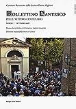 Bollettino dantesco. Per il settimo centenario (2018) (Vol. 7)