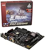 ASUS Z170 Pro Gaming - Placa Base ATX (DIMM, 4 x DDR4, 64 GB, Dual, Intel, PC, UEFI AMI, Socket 1151, HDMI)