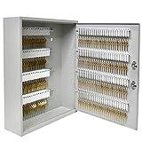 Fort Knox200 Key Cabinet - Dual Lock Welded 22 Gauge Steel Construction