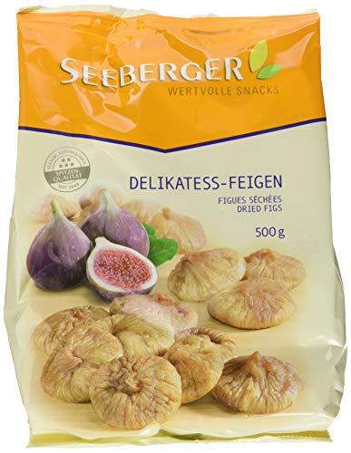 Seeberger Delikatess Feigen, 7er Pack (7 x 500 g Packung)