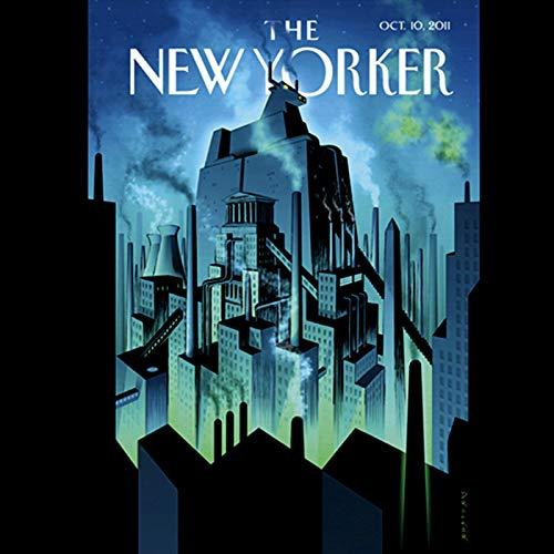 Couverture de The New Yorker, October 10th 2011 (Calvin Trillin, Jane Mayer, Miranda July)