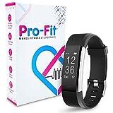 Pro-Fit Active VeryFitPro Fitness Tracker IP67 Waterproof Activity Tracker Heart Rate Sleep Monitor (Black)