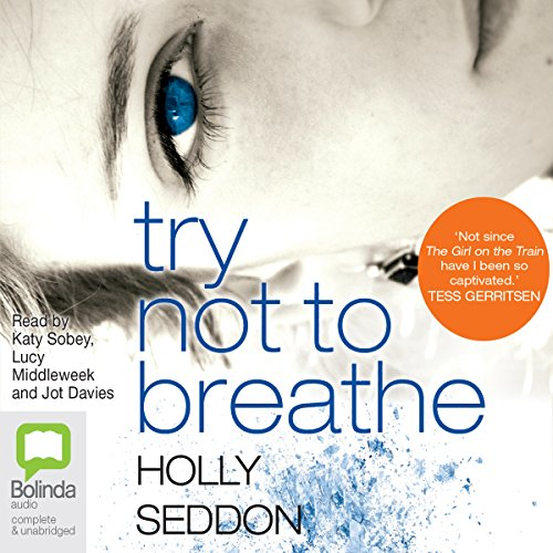 Try Not to Breathe audiobook cover art