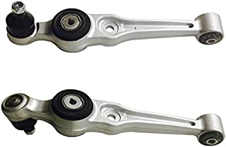 DRIVESTAR 45-43-450 45-43-468 Front Lower Control Arms for 1999-2002 Saab 9-3, 2003 Saab 9-3, 1996-1998 Saab 900, OE-Quality New Front Suspension Both Driver and Passenger Side Lower Control Arms