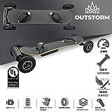 OUTSTORM 31MPH Off Road Electric Skateboard – 3300w Motorized...