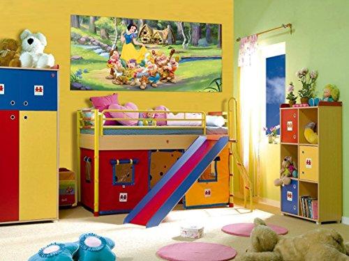 Disney Blanche Neige Papier Peint Décoration pour la Chambre d'enfants