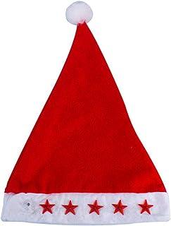 Deluxe Velvet Renna Corna con Bell /& Cappello Cerchietto Natale Divertente Festa di Santa