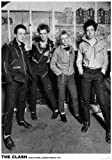 The Clash Poster London Chalk Farm March 1977