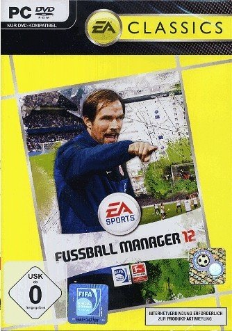 Fussball Manager 12 [Software Pyramide]
