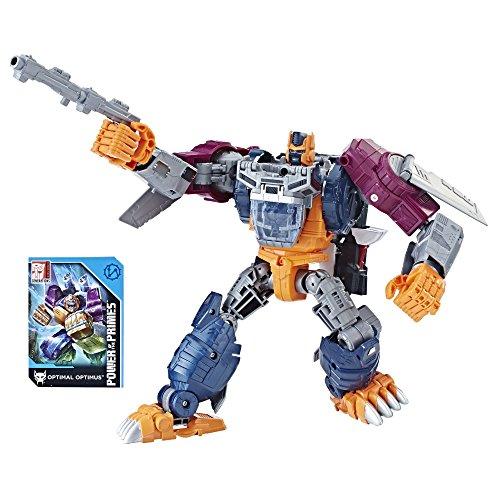 Transformers Generations Power of The Primes Leader Optimal Optimus