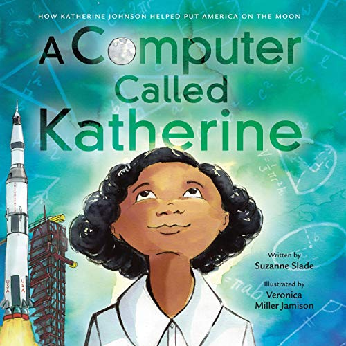A Computer Called Katherine audiobook cover art