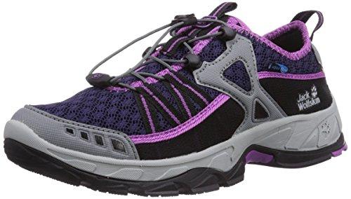 Jack Wolfskin Damen Riverside Women Outdoor Fitnessschuhe, Violett (Prune 2031), 36