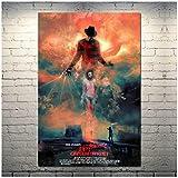 HJZBJZ Horrorfilm EIN Albtraum auf der Ulme Straße Poster