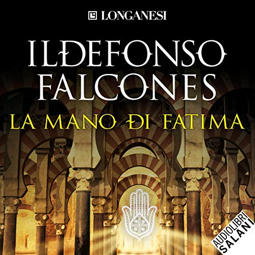 La mano di Fatima audiobook cover art