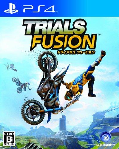 トライアルズ フュージョン - PS4の詳細を見る