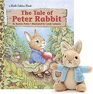"Gund Classic Peter Rabbit Plush 5"" Miniature Beanie Toy Collection (Gift Set)"