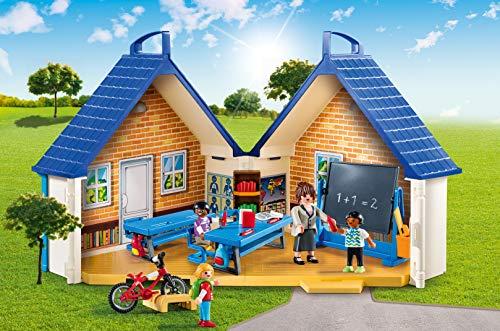 Coffret École Transportable Playmobil 5662 - 1
