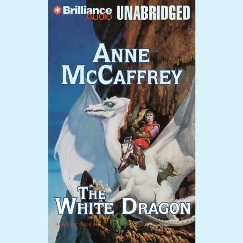 The White Dragon cover art