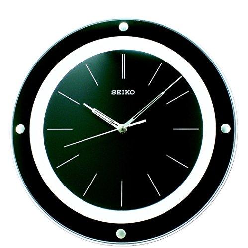 Seiko QXA314J Reloj de pared con barrido de segunda mano