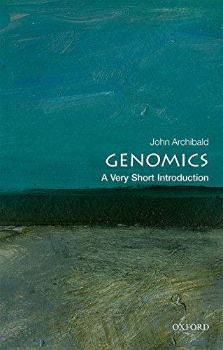 Genomics: A Very Short Introduction (Very Short Introductions)