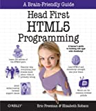 Head First HTML5 Programming: Building Web Apps with JavaScript (English Edition)