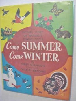 Hardcover Come Summer Come Winter Book