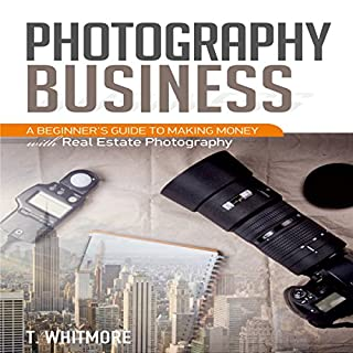 Photography Business audiobook cover art