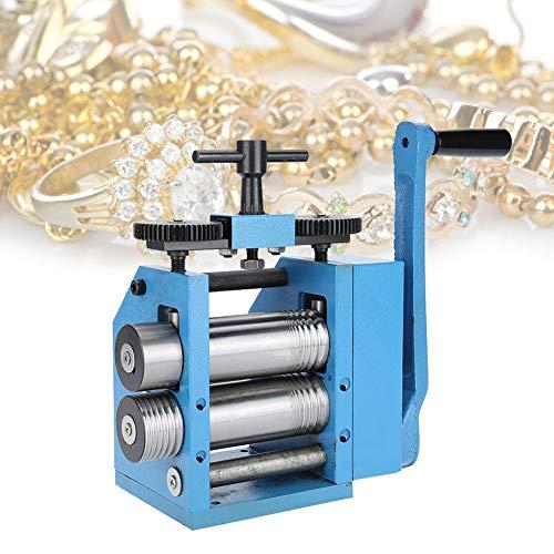 Cocoarm Máquina laminadora Manual, Máquina laminadora de Joyas, Laminadora combinada de Joyas