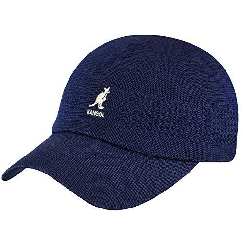Kangol Headwear Herren Baseball Cap Tropic Ventair Spacecap, Gr. S, Blau (Navy)