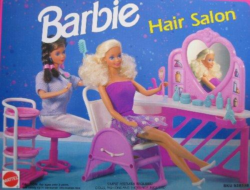 Barbie Juego de peluquería
