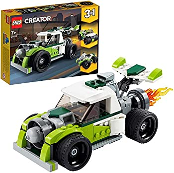 LEGO Creator 3in1 Rocket Truck 31103 Action Building Toy for Kids