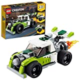 LEGO Creator 3in1 Rocket Truck 31103 Building Kit, Cool Buildable Toy for Kids, New 2020 (198 Pieces)