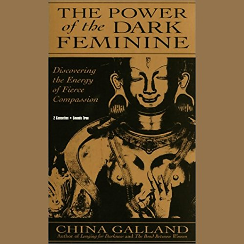 The Power of the Dark Feminine audiobook cover art