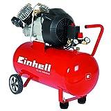 Einhell Compresor TC de AC 400/50/8, 2,2kW, 50L, potencia de aspiración 400L/min, 8bares, Durck Schlager, 4010185 2200 wattsW, 230 voltsV