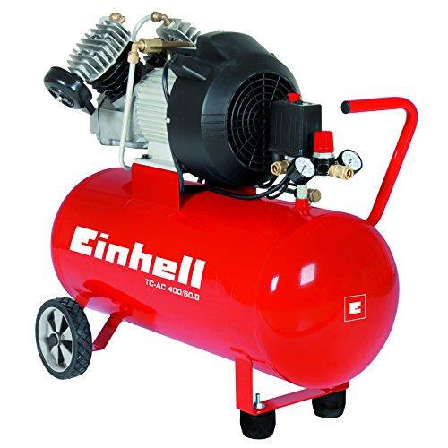 Einhell TC-AC 400/50/8 Compressore, 2200 W, 230 V, ohne Zubehör