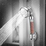 Pommeau de douche pressurisé pour salle de bain, pommeau de douche haute pression...